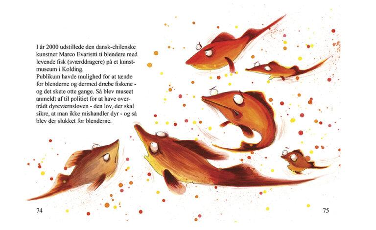 Røde fisk